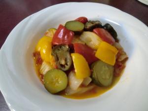 冷製★夏野菜のラタトゥイユ