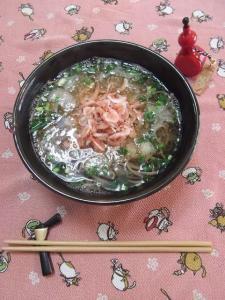 桜おろし蕎麦