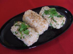 カロリー低目 手間なし鮭ご飯