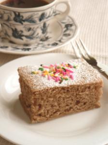 炊飯器で☆ホットチョコケーキ