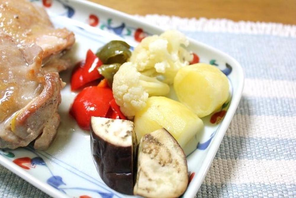 ルクエde温野菜