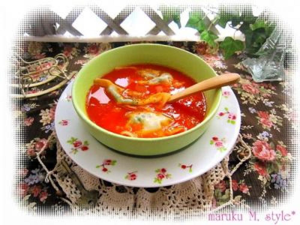 イタリアンな水餃子