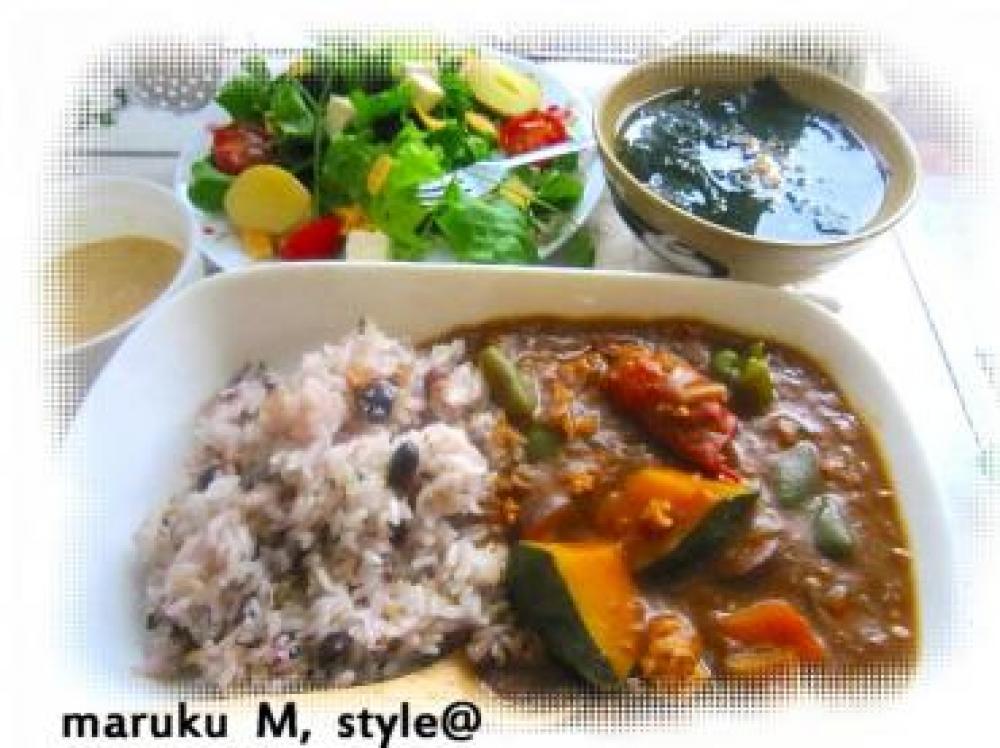 *野菜カレーが食べたい!(195kcal