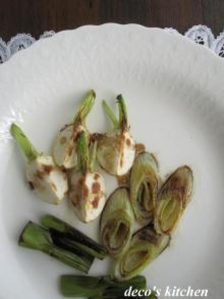 干し野菜のバタソテー