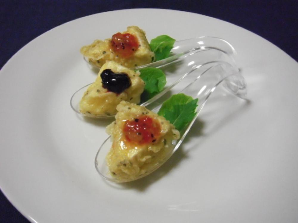 揚げカマンベールチーズ