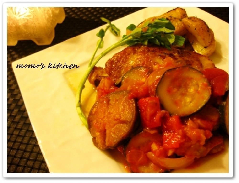 夏野菜たっぷり♪本格ラタトゥイユ