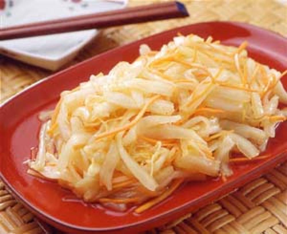白菜のカレー甘酢漬け