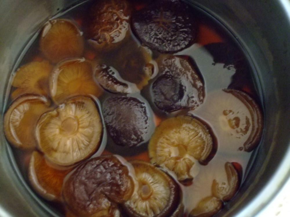 椎茸の煮物