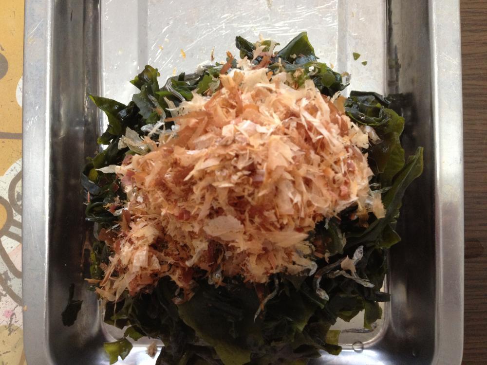 ダイエットに!海藻モヤシサラダ